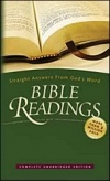 Bible Readings: Straight Answers from God's Word