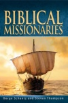 Biblical Missionaries Bible Book Shelf 3Q 2015