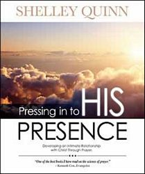 Pressing In To His Presence