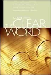 The Clear Word: Giant Print