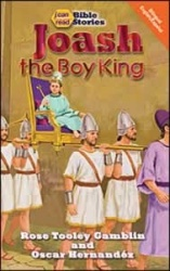 Joash the Boy King: I Can Read Series
