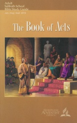 The Book of Acts (Adult Bible Study Guide 3Q 2018)