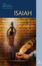 Isaiah (Adult Bible Study Guide) 1Q 2021