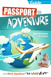 Passport to Adventure (2017 Junior Devotional)