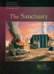 The Sanctuary Adult Bible Study Guide 4Q 2013